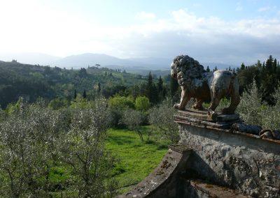 Castello di Cafaggio Leone