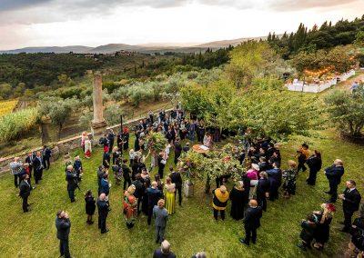 Castello di Cafaggio Matrmonio Civile