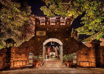 Castello di Cafaggio Festa privata