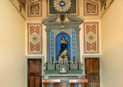 Cappella Privata Castello di Cafaggio