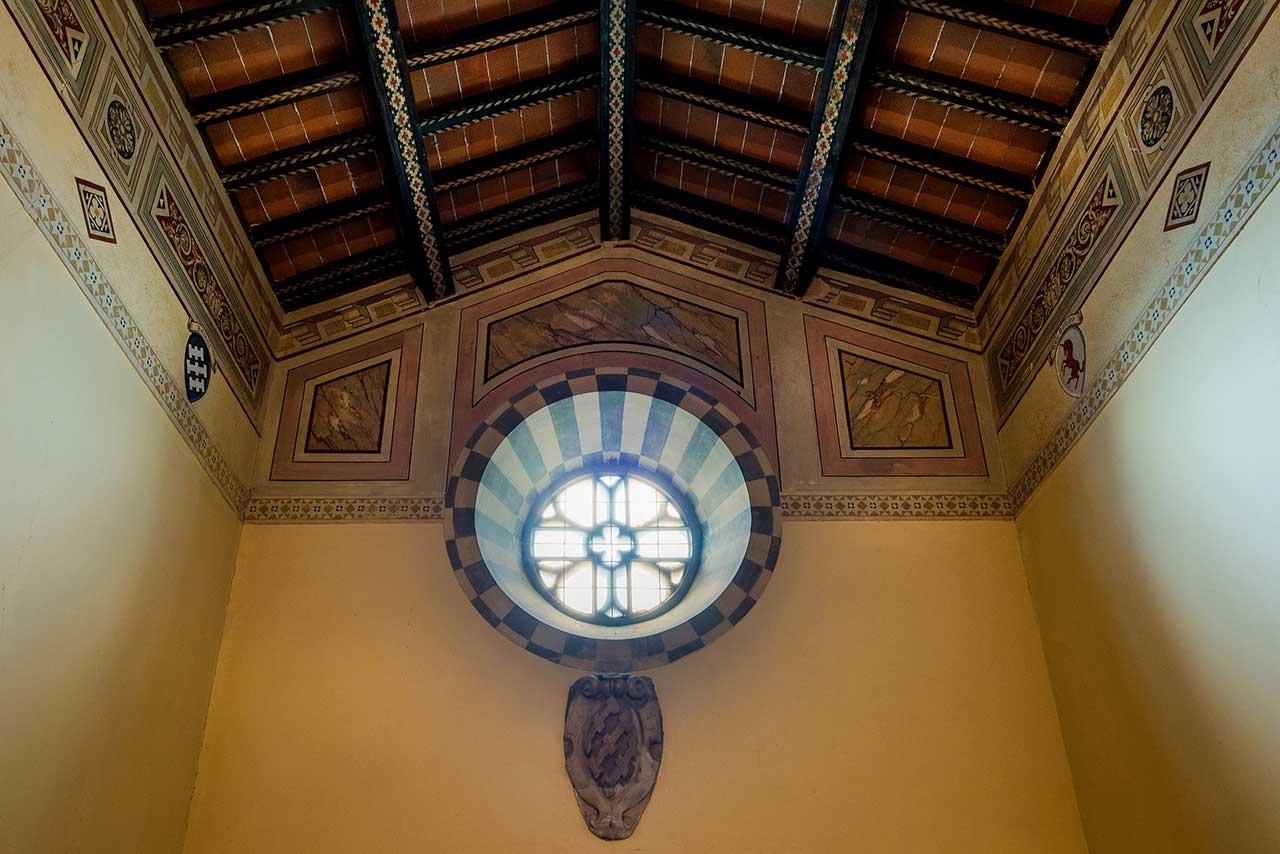 Castello di Cafaggio Cappella privata