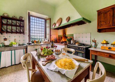 Corsi di Cucina del Castello di Cafaggio