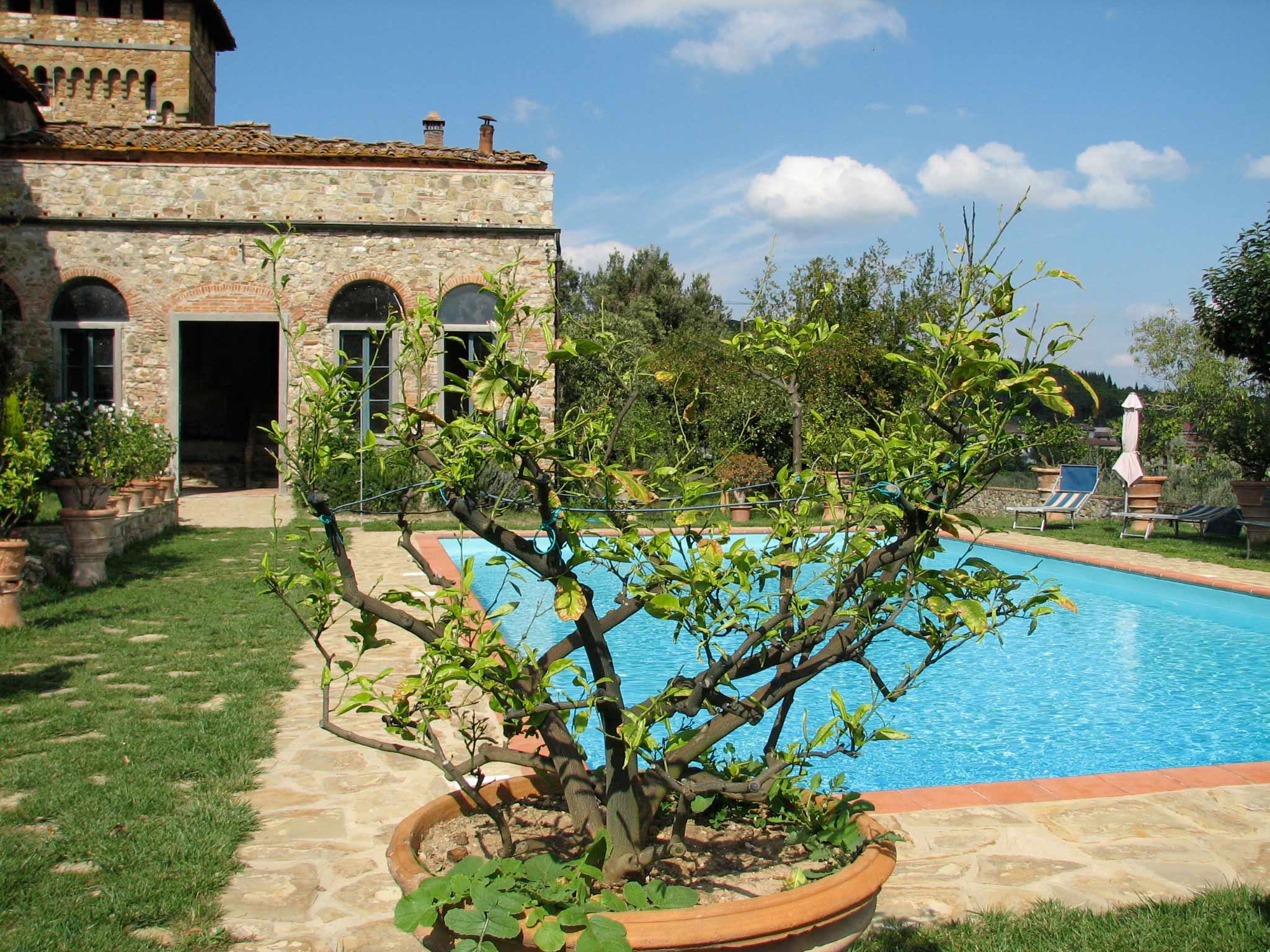 Piscina agriturismo firenze design e idee - Agriturismo napoli con piscina ...