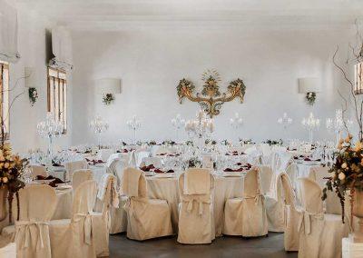 Castello di Cafaggio Sala Eventi