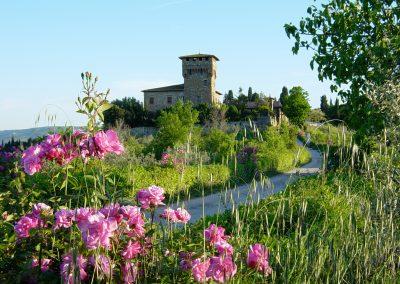 Castello di Cafaggio Primavera